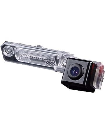 Dynavsal Aide au stationnement de la caméra d inversion de couleur avec  lignes auxiliaires pour 5f102a5d2f47