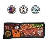 Golden Nest Chicken Jerky Bar, Gluten Free, Healthy Meat From Gourmet USA, Non-GMO Honey Glazed (1.5 oz.) (Honey Sriracha, Pack of 2) For Sale