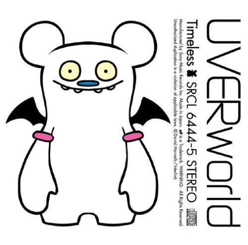 UVERworld / Timeless(Special Edition)(限定盤)