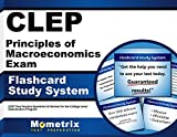 CLEP Principles of Macroeconomics Exam Flashcard Study System: CLEP Test Practice Questions & Review for the College Level Examination Program (Cards)