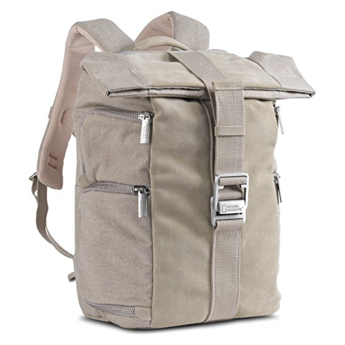 National Geographic Private Collection Medium Backpack for Personal Gear,...