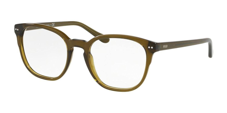 Eyeglasses Polo PH 2187 5468 TRASPARENT OLIVE