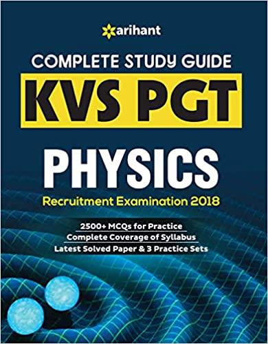 KVS PGT Physics Self Prepration Guide