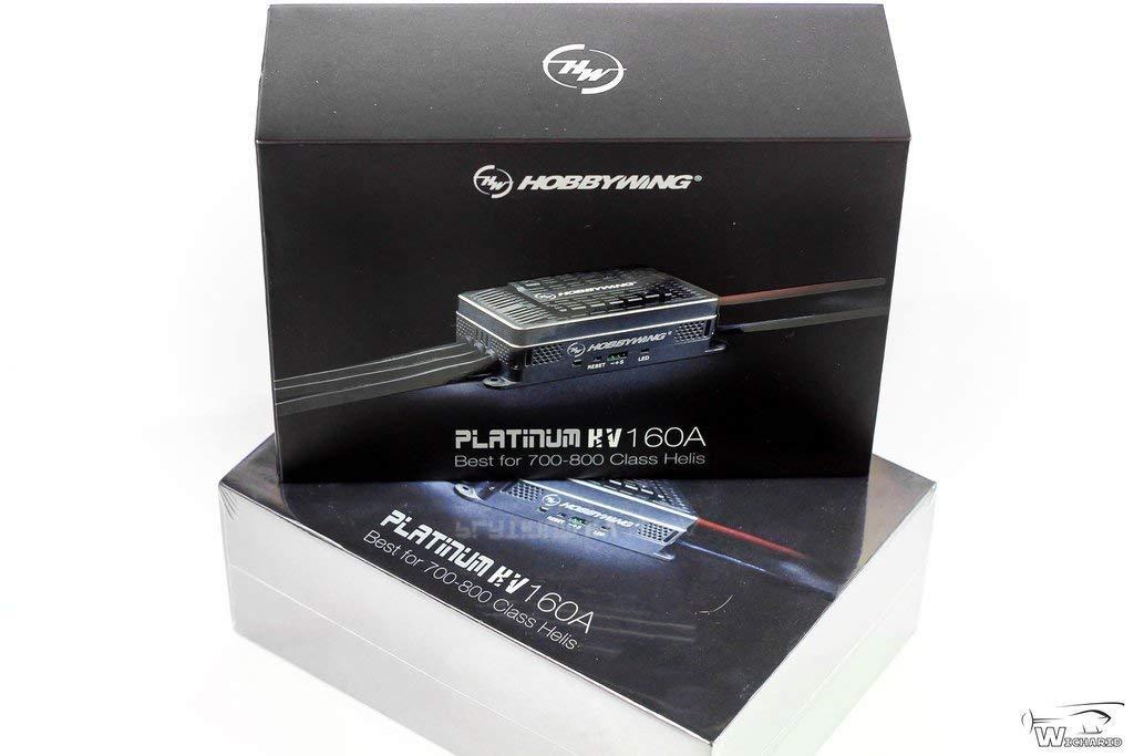 HW209100 - Hobbywing Platinium 200A-HV V4 Brushless ESC