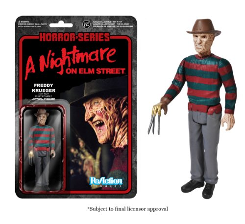 Funko Horror Classics Freddy Krueger ReAction Figure