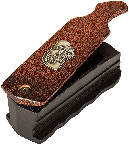 FOXPRO Crooked Spur Series - Rude Snood - Crackle Finish - Box Turkey Call