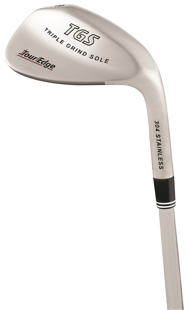 Tour Edge Men's TGS Triple Grind Sole Wedge