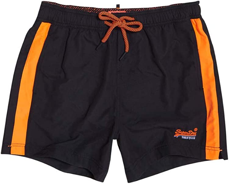 TALLA S. Superdry Beach Volley Swim Short Bañador para Hombre