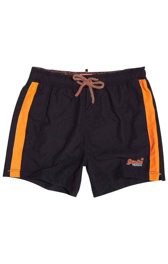TALLA 28 (Talla del fabricante: XS). Superdry Beach Volley Swim Short Bañador para Hombre