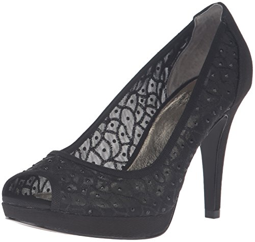 cheap under $60 Adrianna Papell Women's Foxy Dress Pump Black free shipping cheap price clearance store cheap price limited edition cheap online professional yBDwBUh26j