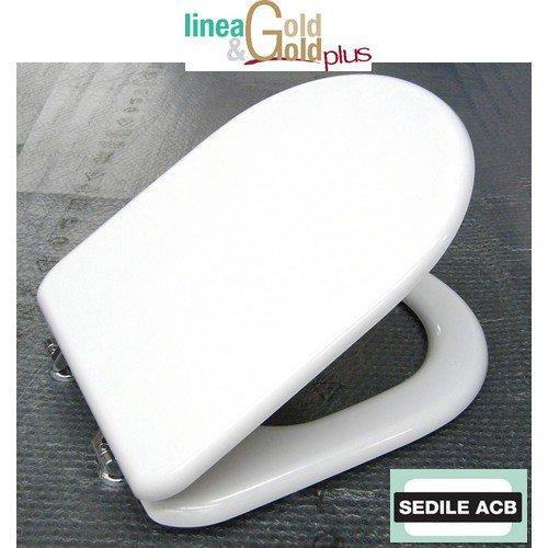 Asse sedile per wc ESEDRA Ideal Standard - marca ACB linea GOLD ERCOS