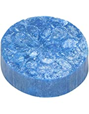 Big D 680 Non-para Urinal Toss Block, Evergreen Fragrance, 1000 Flushes (Pack of 12) - Ideal for restrooms in Offices, Schools, Restaurants, Hotels, Stores - Urinal Deodorizer Cake Mint Puck