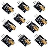 laser distance sensor arduino - Laser Transmitter Module for Arduino (Pack of 10pcs)