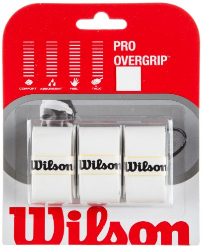 Wilson Pro Overgrip (3 Pack)