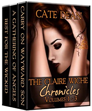 book cover of The Claire Wiche Chronicles Volumes 1-3
