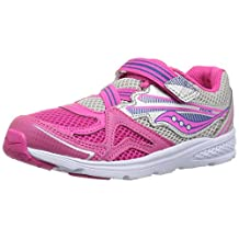 Saucony Girl's Baby Ride 9 Running Shoes