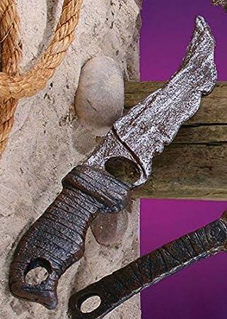 Cuchillo daga de plástico Zombie Killer Prop: Amazon.es ...