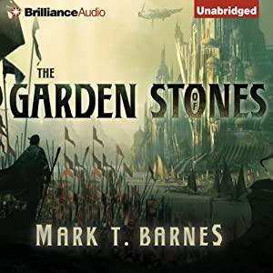 The Garden of Stones Audiobook