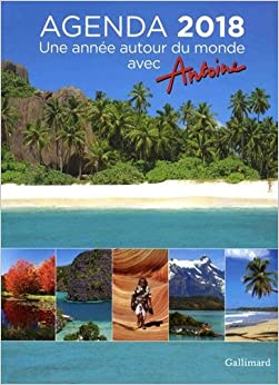 Agenda Une année autour du monde avec Antoine