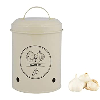 Esschert Design Metal Garlic Keeper