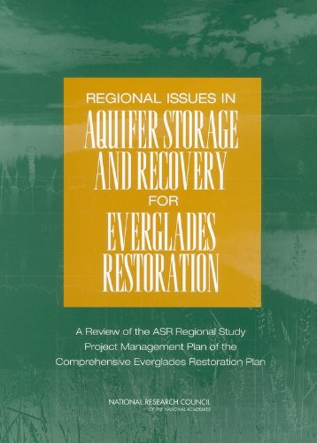Regional Issues in Aquifer Storage and Recovery for Everglades Restoration: A Review of the ASR Regional Study Project M