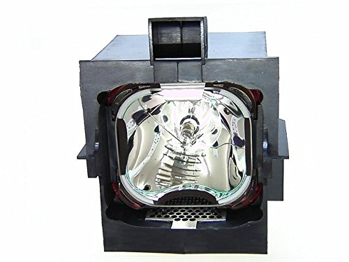 R9841100 Barco Single Projector Lamp Replacement. Projector Lamp Assembly with Genuine Original Philips UHP Bulb Inside.