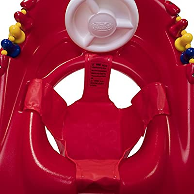 SwimWays Baby Tug Boat Plastic Float with Removeable Sun Canopy: Toys & Games