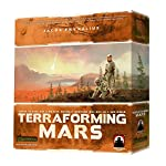 Terraforming Mars Board Game – Amazing Indie Boards and Cards – Multicolor (6005SG)