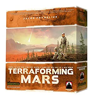 Indie Boards and Cards Terraforming Mars Board Game (B01GSYA4K2) | Amazon Products