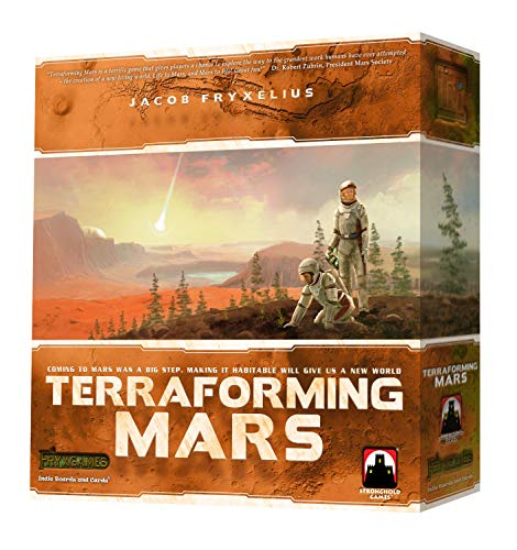 - Indie Boards and Cards Terraforming Mars Board Game