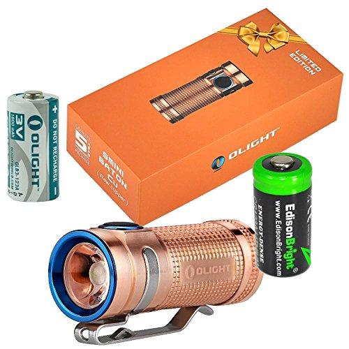 Flashlight Limited EdisonBright Lithium Battery product image