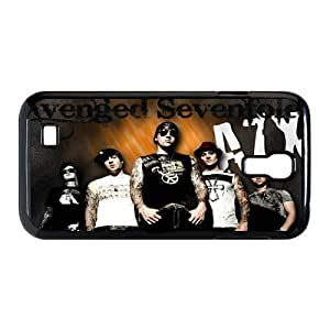 Gators Florida USA-2 Music Band Avenged Sevenfold Print Black Case With Hard Shell Cover for SamSung Galaxy S4 I9500