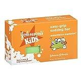 johnson bar - Johnsons Kids Easy-Grip Sudzing Bar Watermelon Explosion 2.45 oz (70 g)(pack of 3) by Johnson