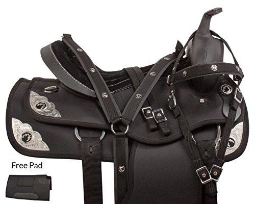 extra padded western saddle pad - 3