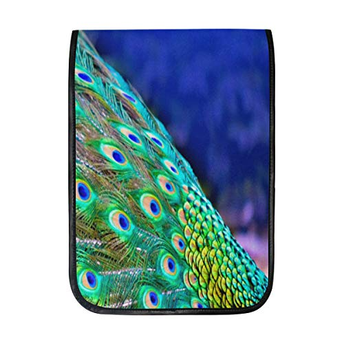 Ipad Pro 12-12.9 inch Sleeve Case Bag for Surface Pro Peacock Wallpapers Mac Protective Carrying Cover Handbag for 11
