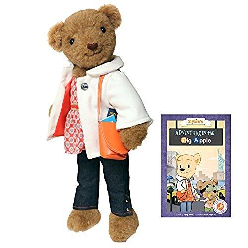 Zylie the Bear Adventure Kit (Bench Girls Jacket)