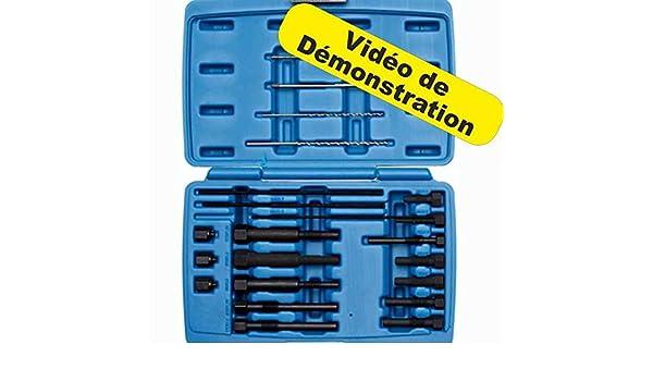 Kit extractor electrodo de Bujía de Incandescencia BGS: Amazon.es: Coche y moto