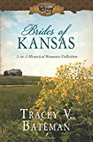 img - for Brides of Kansas: 3-in-1 Historical Romance Collection (50 States of Love) book / textbook / text book