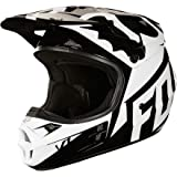 2018 Fox Racing V1 Race Helmet-Black-L