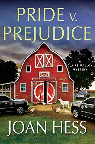 Pride v. Prejudice: A Claire Malloy Mystery (Claire Malloy Mysteries Book 20)