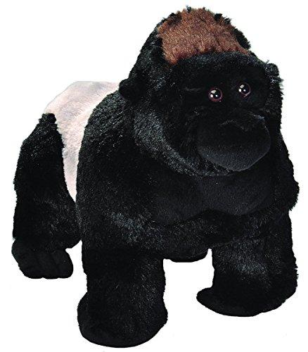 Gorilla Stuffed Animals - Wild Republic Silverback Gorilla Plush, Stuffed Animal, Plush Toy, Gifts for Kids, Large
