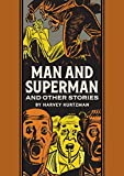 Man and Superman and Other Stories (The EC Comics Library)