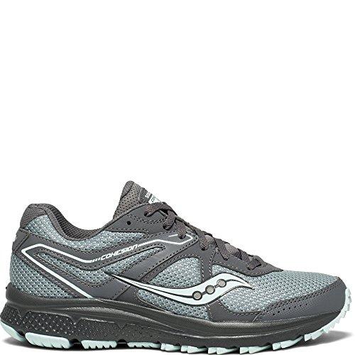 Saucony Kvinders Cohesion Tr11 Running Shoe Grå | Saucony Kvinders Tr11 Samhørighed Kører Sko Grå | Mint Mynte DuCdRA