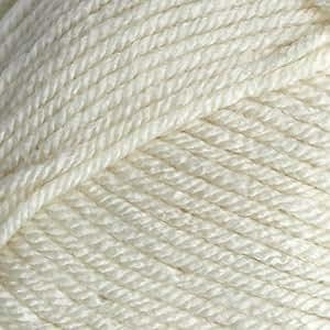 Deborah Norville Everyday Solid Yarn 02 Cream