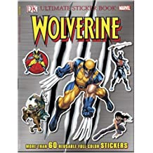 Amazon Com Wolverine Coloring Book Color Your Own Wolverine
