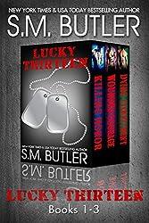 Lucky Thirteen (Book 1-3 Bundle)