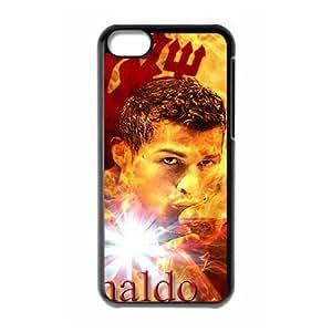 iPhone 5C Cristiano Ronaldo pattern design Phone Case HCR1175771