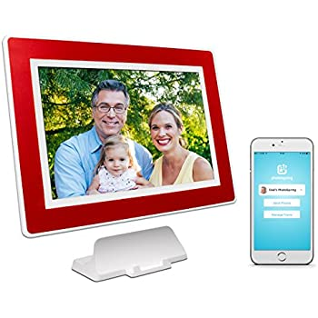Amazon.com : PhotoSpring (16GB) 10-inch WiFi Cloud Digital