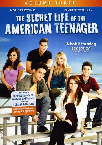 The Secret Life of the American Teenager: Volume Three (Abc The Secret Life Of The American Teenager)