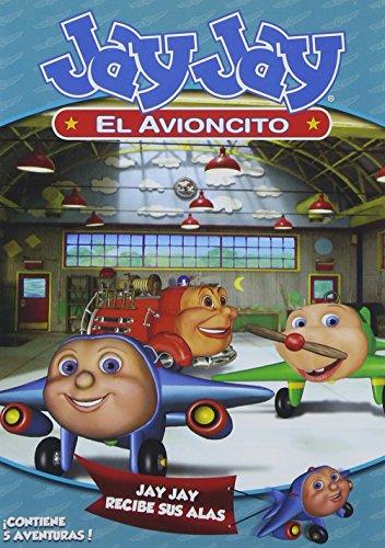JAY JAY EL AVIONCITO: JAY JAY RECIBE S
